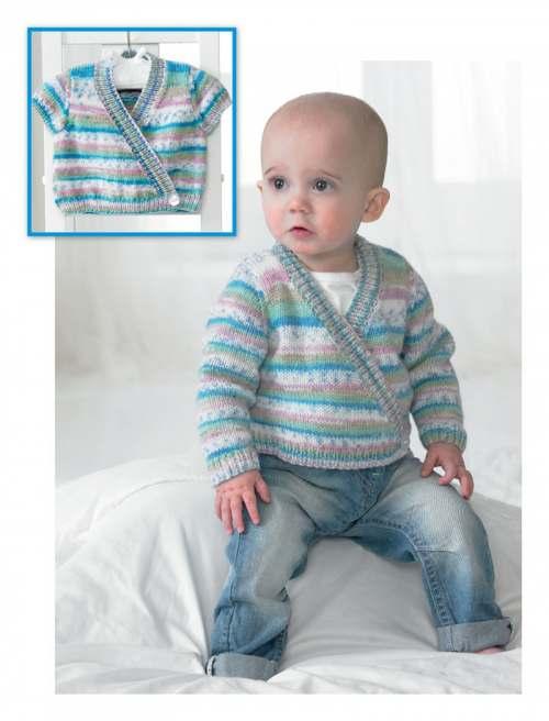 Euro Baby Jazz Baby Vest