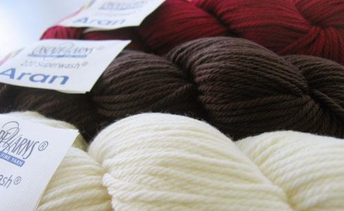 Cascade 220 Aran Weight Superwash Wool